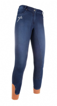 PRO TEEAM DENIM  JEGGING FULL SEAT  BREECHES - RRP £94.95